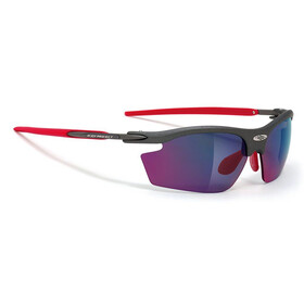 Rudy Project Rydon Glasses Graphite Multicolor Red/Multilaser Red
